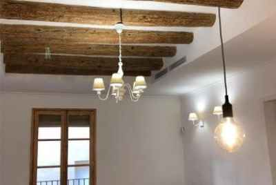 Renovated apartment in Born district of Barcelona